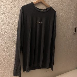 long sleeve obey t-shirt
